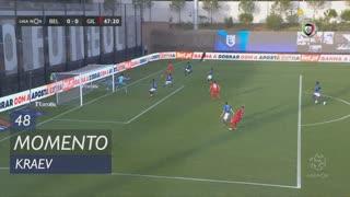 Gil Vicente FC, Jogada, Kraev aos 48'