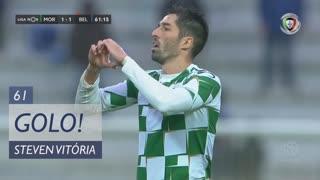 GOLO! Moreirense FC, Steven Vitória aos 61', Moreirense FC 1-1 Belenenses SAD
