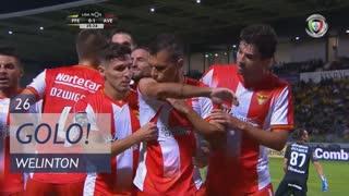 GOLO! CD Aves, Welinton aos 26', FC P.Ferreira 0-1 CD Aves
