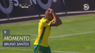 FC P.Ferreira, Jogada, Bruno Santos aos 9'