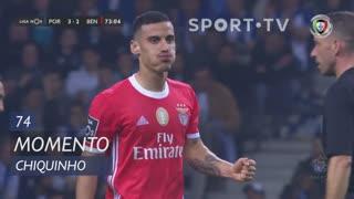 SL Benfica, Jogada, Chiquinho aos 74'