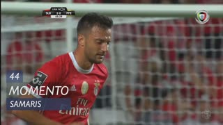 SL Benfica, Jogada, Samaris aos 44'