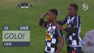 GOLO! Boavista FC, Heri aos 58', Belenenses 0-1 Boavista FC