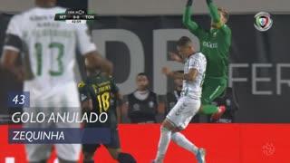 Vitória FC, Golo Anulado, Zequinha aos 43'