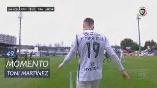 FC Famalicão, Jogada, Toni Martínez aos 49'