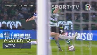 Sporting CP, Jogada, Vietto aos 62'