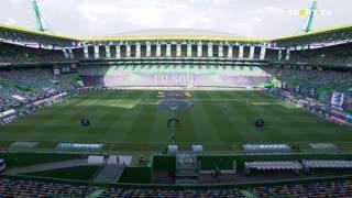 Sporting CP x Vitória FC: Confere aqui a constituição das equipas!