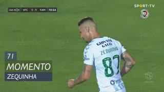 Vitória FC, Jogada, Zequinha aos 71'