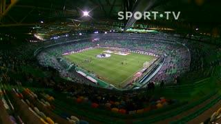 Sporting CP x Marítimo M.: Confere aqui a constituição das equipas!
