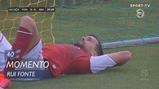SC Braga, Jogada, Rui Fonte aos 40'