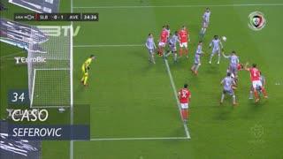 SL Benfica, Caso, Seferovic aos 34'
