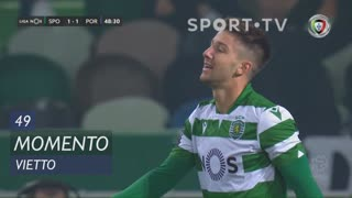Sporting CP, Jogada, Vietto aos 49'