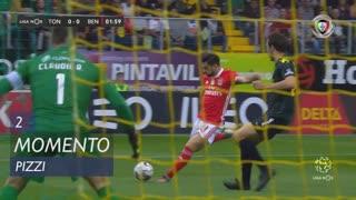 SL Benfica, Jogada, Pizzi aos 2'