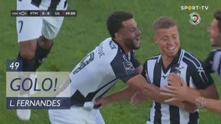 GOLO! Portimonense, Lucas Fernandes aos 49', Portimonense 1-0 Gil Vicente FC