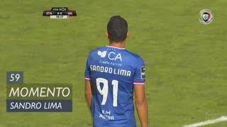Gil Vicente FC, Jogada, Sandro Lima aos 59'