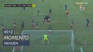 FC Famalicão, Jogada, Nehuen aos 45'+2'