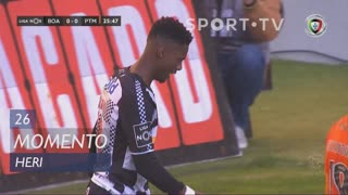 Boavista FC, Jogada, Heri aos 26'