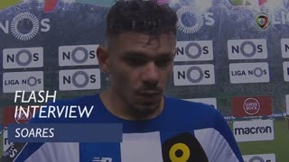 Liga (15ª): Flash Interview Soares