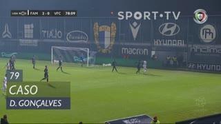 FC Famalicão, Caso, Diogo Gonçalves aos 79'