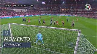 SL Benfica, Jogada, Grimaldo aos 12'