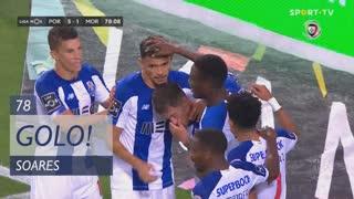 GOLO! FC Porto, Soares aos 78', FC Porto 5-1 Moreirense FC