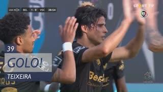 GOLO! Vitória SC, Teixeira aos 39', Belenenses SAD 1-1 Vitória SC