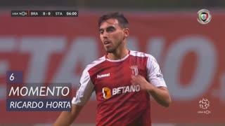 SC Braga, Jogada, Ricardo Horta aos 6'