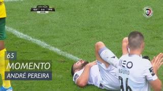 Vitória SC, Jogada, André Pereira aos 65'