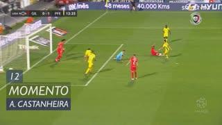 FC P.Ferreira, Jogada, Adriano Castanheira aos 12'