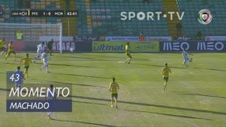 Moreirense FC, Jogada, Machado aos 43'