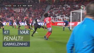 Moreirense FC, Penálti, Gabrielzinho aos 47'