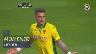 FC P.Ferreira, Jogada, Hélder aos 1'