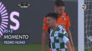 Moreirense FC, Jogada, Pedro Nuno aos 45'+3'