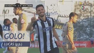 GOLO! Portimonense, Lucas aos 42', Portimonense 2-0 Boavista FC