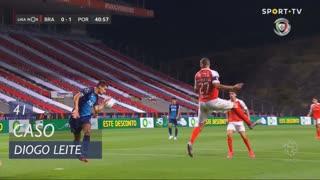 FC Porto, Caso, Diogo Leite aos 41'