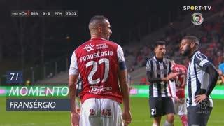 SC Braga, Jogada, Fransérgio aos 71'
