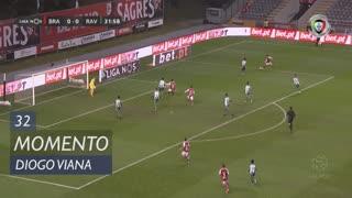 SC Braga, Jogada, Diogo Viana aos 32'