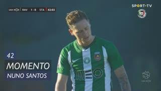 Rio Ave FC, Jogada, Nuno Santos aos 42'