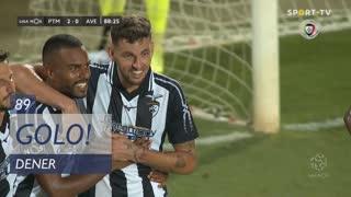 GOLO! Portimonense, Dener aos 89', Portimonense 2-0 CD Aves