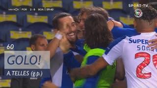 GOLO! FC Porto, Alex Telles aos 60', FC Porto 2-0 Boavista FC