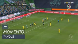 FC P.Ferreira, Jogada, Tanque aos 79'