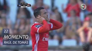 SL Benfica, Jogada, Raúl de Tomás aos 22'