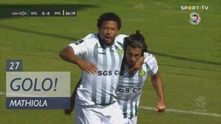 GOLO! Vitória FC, Mathiola aos 27', Vitória FC 1-0 FC P.Ferreira