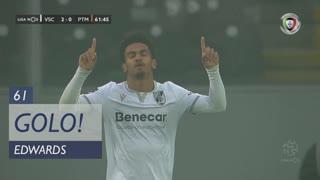 GOLO! Vitória SC, Edwards aos 61', Vitória SC 2-0 Portimonense