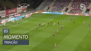 SC Braga, Jogada, Trincão aos 85'