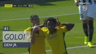 GOLO! FC P.Ferreira, Deni Jr. aos 41', FC P.Ferreira 2-1 Portimonense