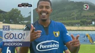 GOLO! FC Famalicão, Anderson aos 75', Santa Clara 0-2 FC Famalicão