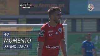 Santa Clara, Jogada, Bruno Lamas aos 40'
