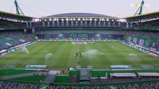 Sporting CP x Gil Vicente FC: Confere aqui a constituição das equipas!
