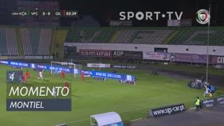 Vitória FC, Jogada, Montiel aos 4'
